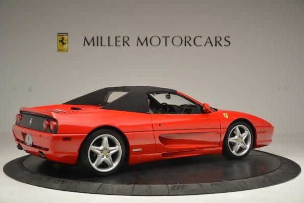 Used 1997 Ferrari 355 Spider 6-Speed Manual for sale Sold at Alfa Romeo of Westport in Westport CT 06880 20