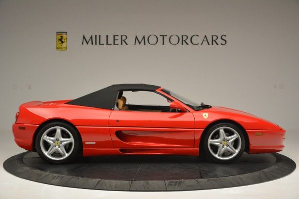 Used 1997 Ferrari 355 Spider 6-Speed Manual for sale Sold at Alfa Romeo of Westport in Westport CT 06880 21
