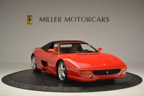 Used 1997 Ferrari 355 Spider 6-Speed Manual for sale Sold at Alfa Romeo of Westport in Westport CT 06880 23