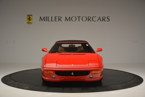 Used 1997 Ferrari 355 Spider 6-Speed Manual for sale Sold at Alfa Romeo of Westport in Westport CT 06880 24