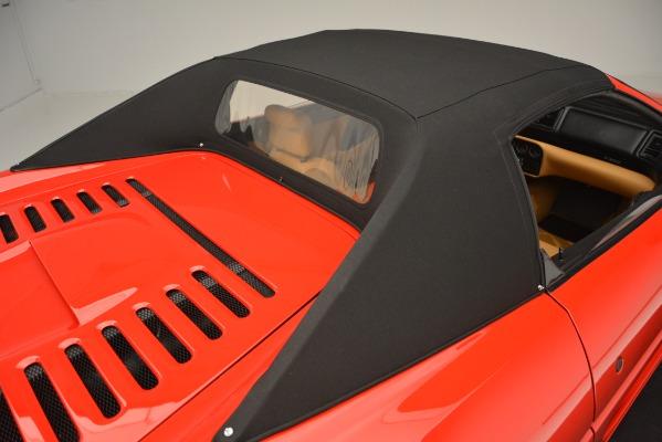 Used 1997 Ferrari 355 Spider 6-Speed Manual for sale Sold at Alfa Romeo of Westport in Westport CT 06880 25
