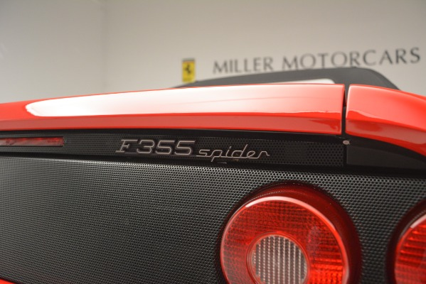 Used 1997 Ferrari 355 Spider 6-Speed Manual for sale Sold at Alfa Romeo of Westport in Westport CT 06880 27
