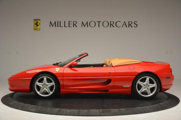Used 1997 Ferrari 355 Spider 6-Speed Manual for sale Sold at Alfa Romeo of Westport in Westport CT 06880 3