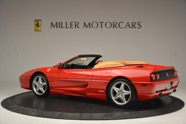 Used 1997 Ferrari 355 Spider 6-Speed Manual for sale Sold at Alfa Romeo of Westport in Westport CT 06880 4