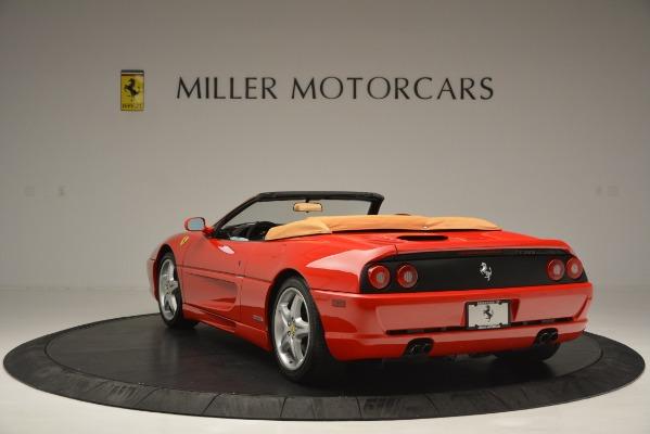 Used 1997 Ferrari 355 Spider 6-Speed Manual for sale Sold at Alfa Romeo of Westport in Westport CT 06880 5