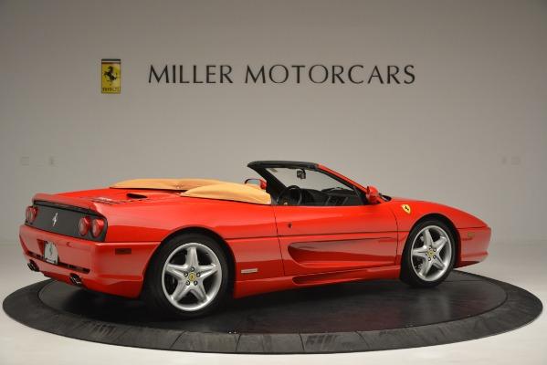 Used 1997 Ferrari 355 Spider 6-Speed Manual for sale Sold at Alfa Romeo of Westport in Westport CT 06880 8