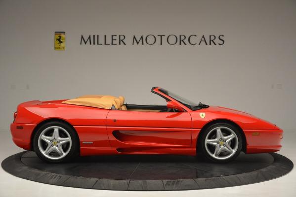 Used 1997 Ferrari 355 Spider 6-Speed Manual for sale Sold at Alfa Romeo of Westport in Westport CT 06880 9
