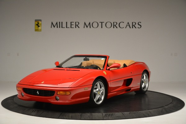 Used 1997 Ferrari 355 Spider 6-Speed Manual for sale Sold at Alfa Romeo of Westport in Westport CT 06880 1