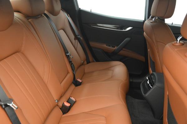 Used 2019 Maserati Ghibli S Q4 for sale Sold at Alfa Romeo of Westport in Westport CT 06880 21