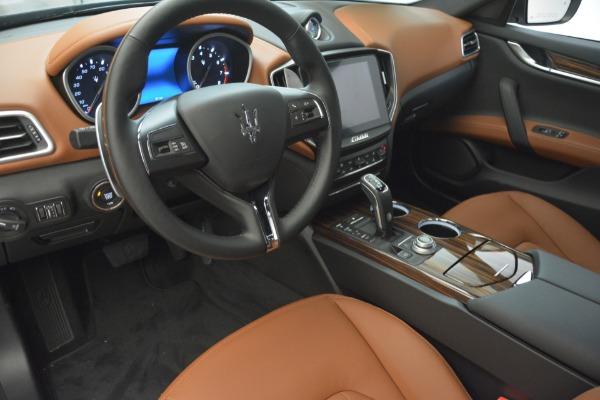 New 2019 Maserati Ghibli S Q4 for sale $90,950 at Alfa Romeo of Westport in Westport CT 06880 13
