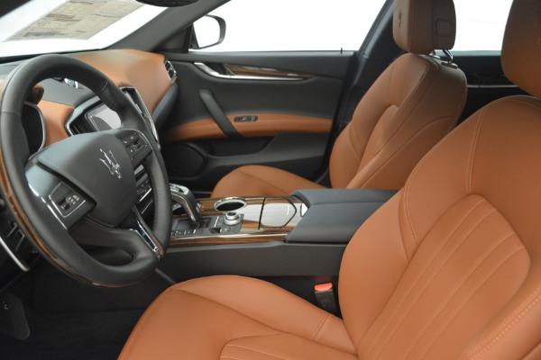 New 2019 Maserati Ghibli S Q4 for sale $90,950 at Alfa Romeo of Westport in Westport CT 06880 14