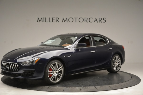 New 2019 Maserati Ghibli S Q4 for sale Sold at Alfa Romeo of Westport in Westport CT 06880 2