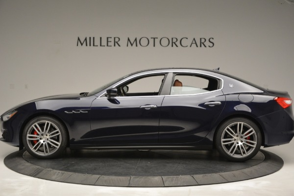 New 2019 Maserati Ghibli S Q4 for sale $90,950 at Alfa Romeo of Westport in Westport CT 06880 3