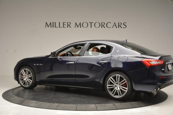 New 2019 Maserati Ghibli S Q4 for sale $90,950 at Alfa Romeo of Westport in Westport CT 06880 4