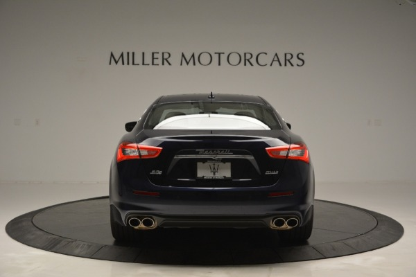 New 2019 Maserati Ghibli S Q4 for sale Sold at Alfa Romeo of Westport in Westport CT 06880 6