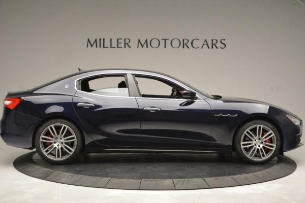 New 2019 Maserati Ghibli S Q4 for sale $90,950 at Alfa Romeo of Westport in Westport CT 06880 9