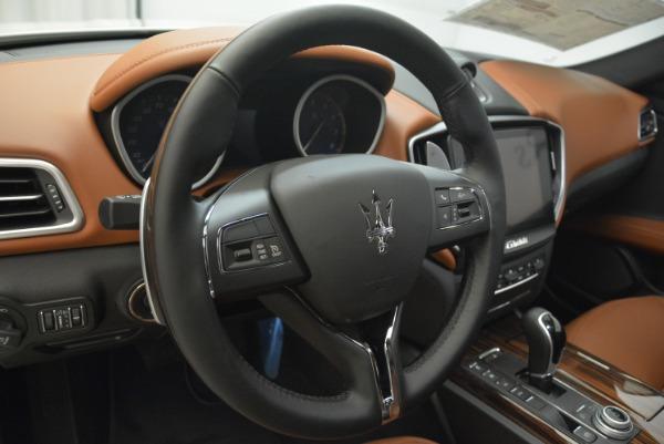 Used 2019 Maserati Ghibli S Q4 for sale Sold at Alfa Romeo of Westport in Westport CT 06880 13