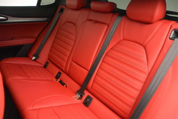 New 2019 Alfa Romeo Stelvio Ti Sport Q4 for sale Sold at Alfa Romeo of Westport in Westport CT 06880 18