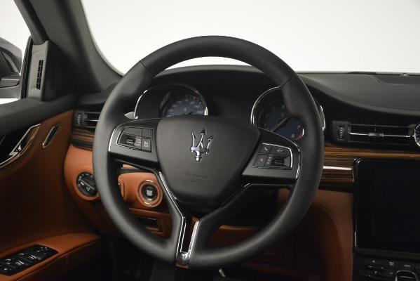 New 2019 Maserati Quattroporte S Q4 for sale Sold at Alfa Romeo of Westport in Westport CT 06880 17