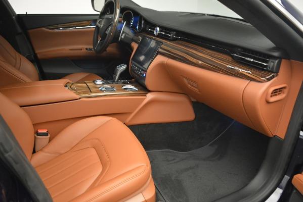New 2019 Maserati Quattroporte S Q4 for sale Sold at Alfa Romeo of Westport in Westport CT 06880 23