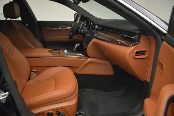 New 2019 Maserati Quattroporte S Q4 for sale Sold at Alfa Romeo of Westport in Westport CT 06880 24