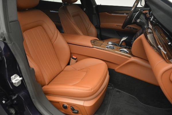 New 2019 Maserati Quattroporte S Q4 for sale Sold at Alfa Romeo of Westport in Westport CT 06880 25
