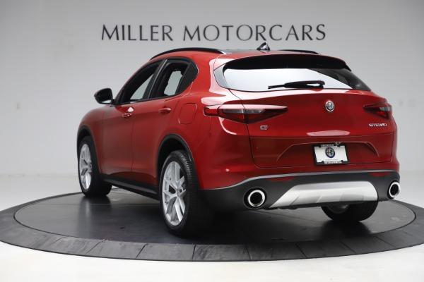 New 2019 Alfa Romeo Stelvio Ti Sport Q4 for sale Sold at Alfa Romeo of Westport in Westport CT 06880 5
