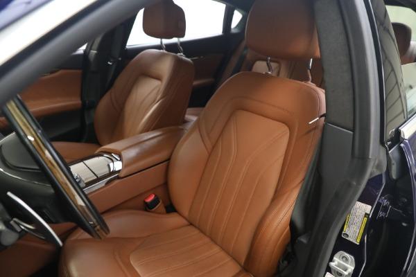 New 2019 Maserati Quattroporte S Q4 GranLusso for sale Sold at Alfa Romeo of Westport in Westport CT 06880 15