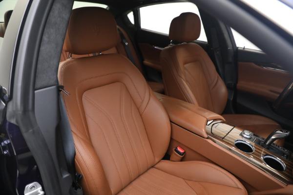 New 2019 Maserati Quattroporte S Q4 GranLusso for sale Sold at Alfa Romeo of Westport in Westport CT 06880 20