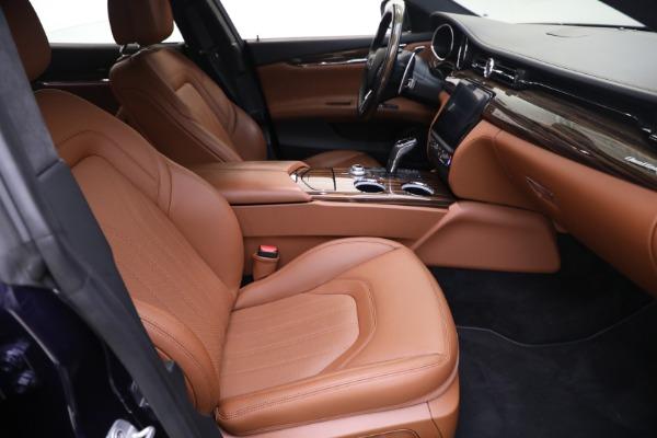 New 2019 Maserati Quattroporte S Q4 GranLusso for sale Sold at Alfa Romeo of Westport in Westport CT 06880 21