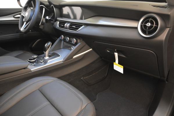 New 2019 Alfa Romeo Stelvio Ti Sport Q4 for sale Sold at Alfa Romeo of Westport in Westport CT 06880 19