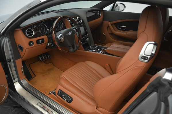 Used 2016 Bentley Continental GT W12 for sale Sold at Alfa Romeo of Westport in Westport CT 06880 17