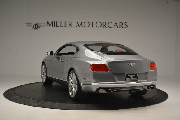 Used 2016 Bentley Continental GT W12 for sale Sold at Alfa Romeo of Westport in Westport CT 06880 5