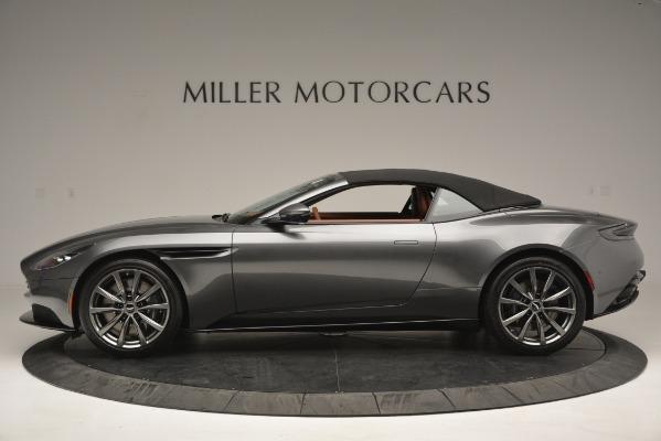 New 2019 Aston Martin DB11 V8 Convertible for sale Sold at Alfa Romeo of Westport in Westport CT 06880 15