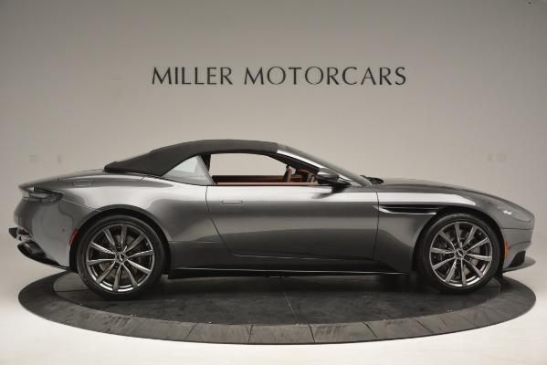 New 2019 Aston Martin DB11 V8 Convertible for sale Sold at Alfa Romeo of Westport in Westport CT 06880 16