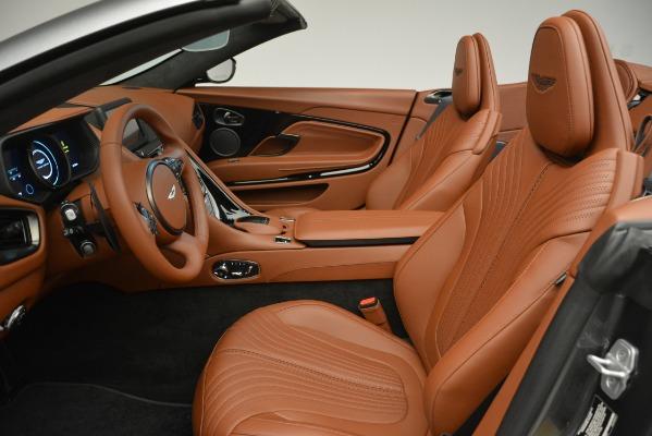 New 2019 Aston Martin DB11 V8 Convertible for sale Sold at Alfa Romeo of Westport in Westport CT 06880 19