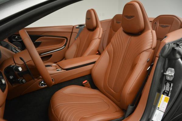 New 2019 Aston Martin DB11 V8 Convertible for sale Sold at Alfa Romeo of Westport in Westport CT 06880 21