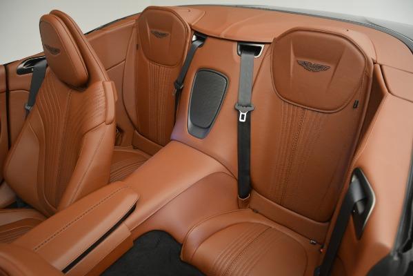 Used 2019 Aston Martin DB11 Volante for sale $214,990 at Alfa Romeo of Westport in Westport CT 06880 22