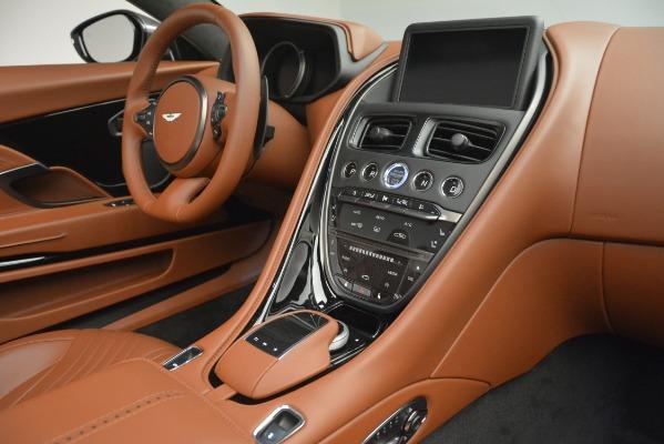 New 2019 Aston Martin DB11 V8 Convertible for sale Sold at Alfa Romeo of Westport in Westport CT 06880 23