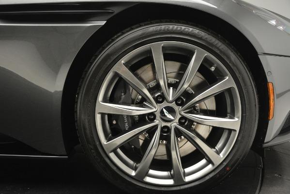 Used 2019 Aston Martin DB11 Volante for sale $214,990 at Alfa Romeo of Westport in Westport CT 06880 25