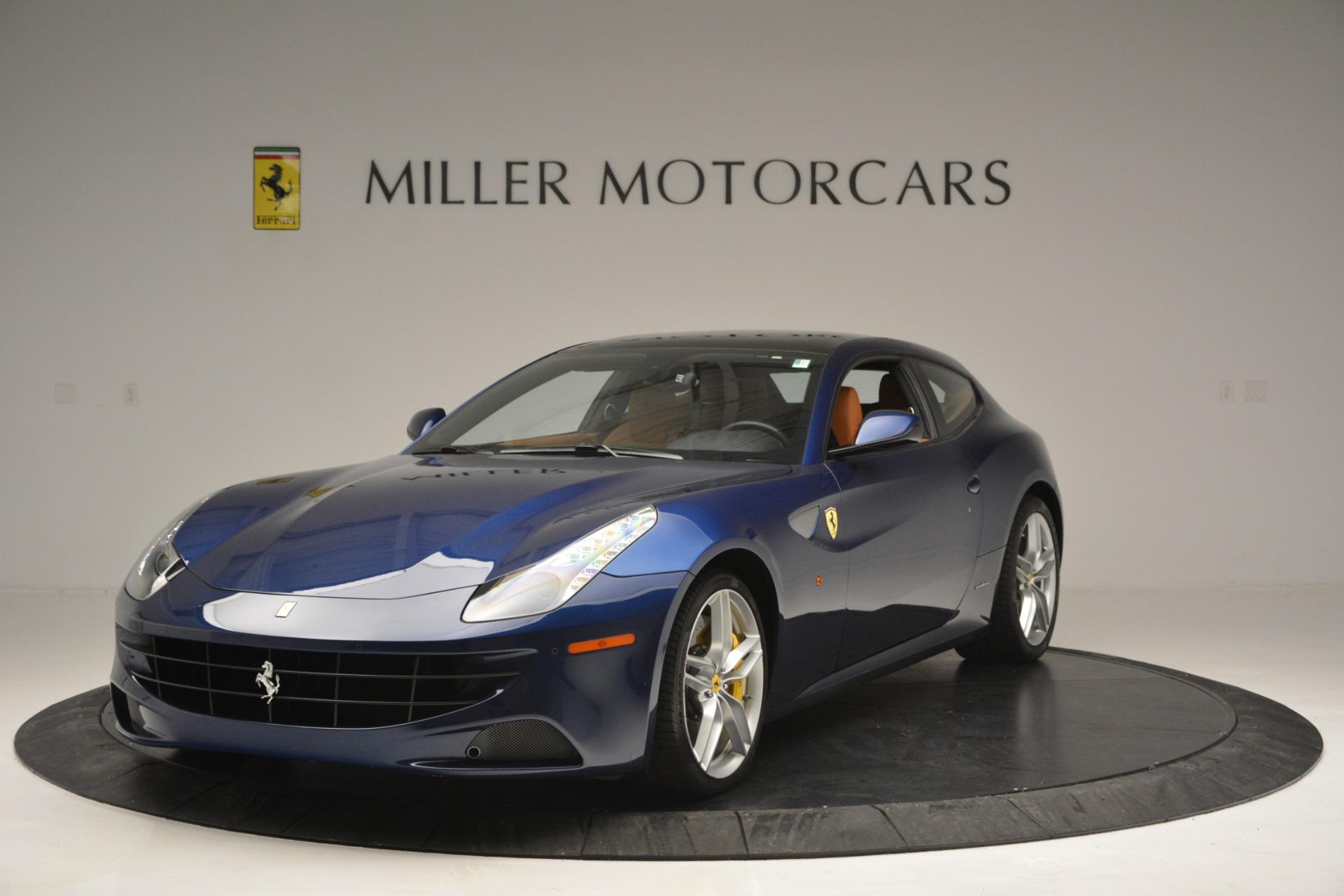 Used 2016 Ferrari FF for sale Sold at Alfa Romeo of Westport in Westport CT 06880 1