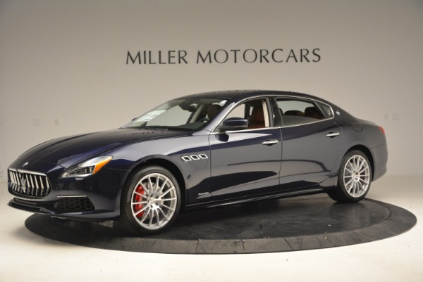 New 2019 Maserati Quattroporte S Q4 GranLusso for sale Sold at Alfa Romeo of Westport in Westport CT 06880 2