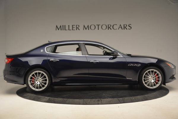 New 2019 Maserati Quattroporte S Q4 GranLusso for sale Sold at Alfa Romeo of Westport in Westport CT 06880 9