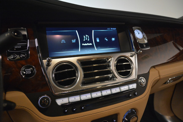 Used 2018 Rolls-Royce Ghost for sale Sold at Alfa Romeo of Westport in Westport CT 06880 17