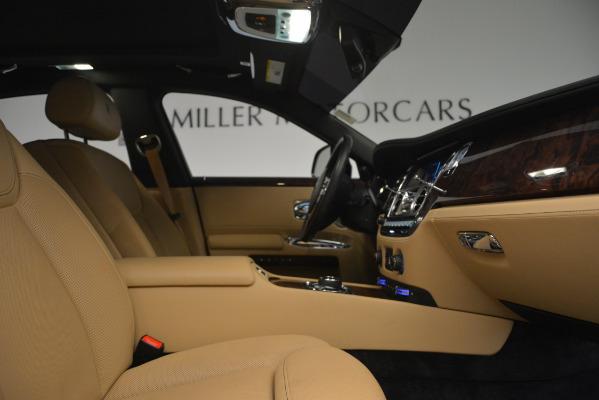 Used 2018 Rolls-Royce Ghost for sale Sold at Alfa Romeo of Westport in Westport CT 06880 26