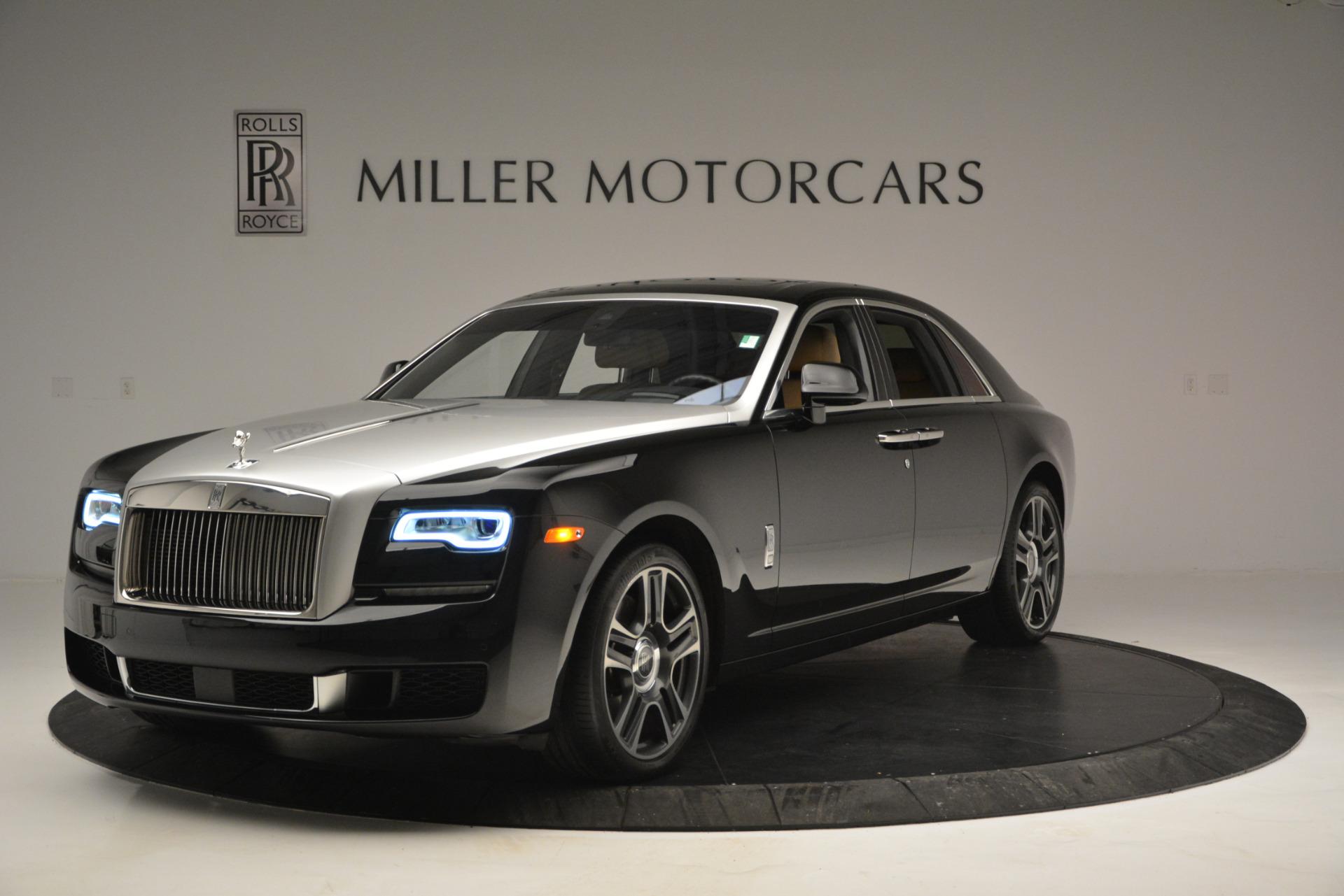 Used 2018 Rolls-Royce Ghost for sale Sold at Alfa Romeo of Westport in Westport CT 06880 1