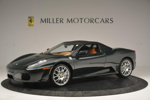 Used 2005 Ferrari F430 Spider for sale Sold at Alfa Romeo of Westport in Westport CT 06880 14