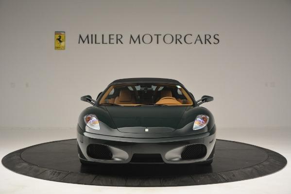Used 2005 Ferrari F430 Spider for sale Sold at Alfa Romeo of Westport in Westport CT 06880 24