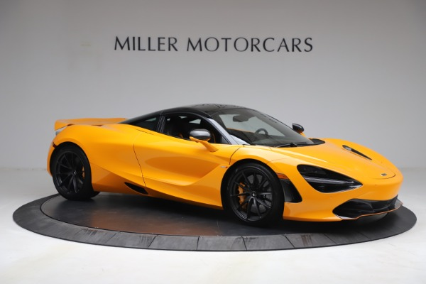Used 2019 McLaren 720S Performance for sale $309,990 at Alfa Romeo of Westport in Westport CT 06880 10