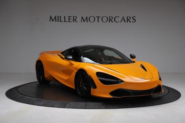 Used 2019 McLaren 720S Performance for sale $309,990 at Alfa Romeo of Westport in Westport CT 06880 11